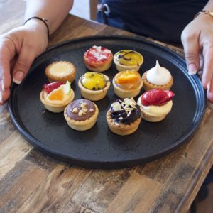 Assortment Of Small Tarts