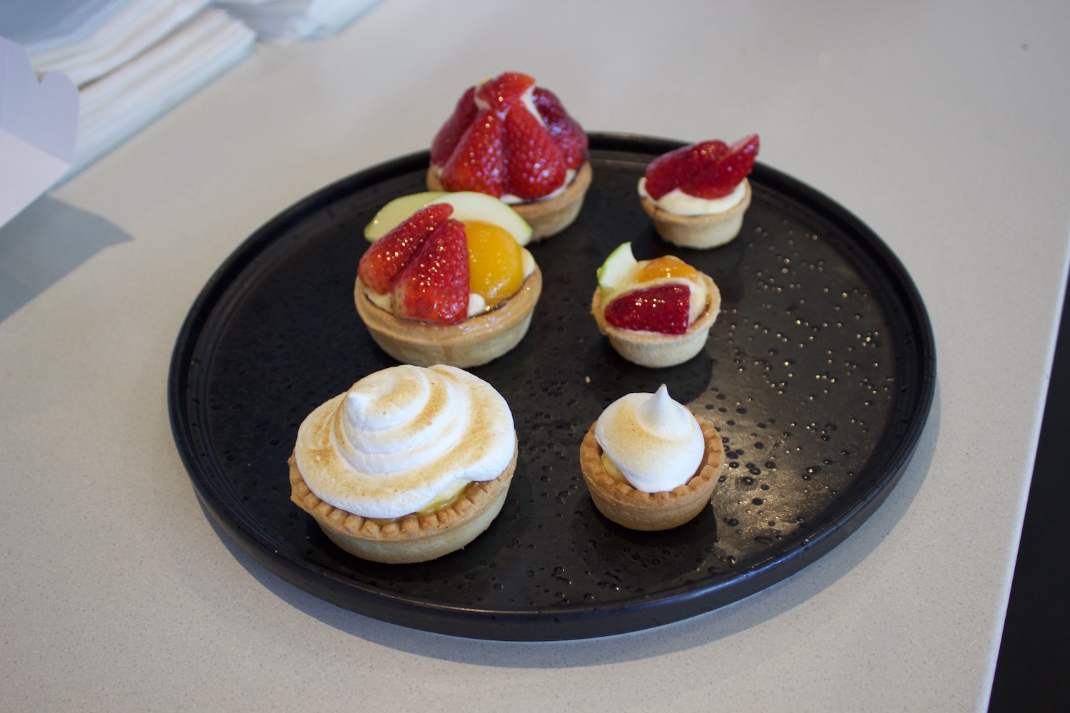 Assortment Of Tarts